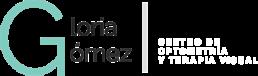 Logo de Gloria Gómez, centro de Optometría y Terapia Visual